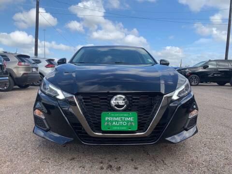 2019 Nissan Altima for sale at Primetime Auto in Corpus Christi TX