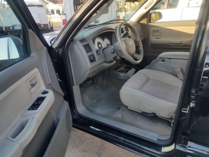 2006 Dodge Dakota SLT 4dr Quad Cab 4WD SB - La  Habra CA