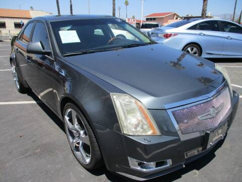2009 Cadillac CTS for sale at F & A Car Sales Inc in Ontario CA