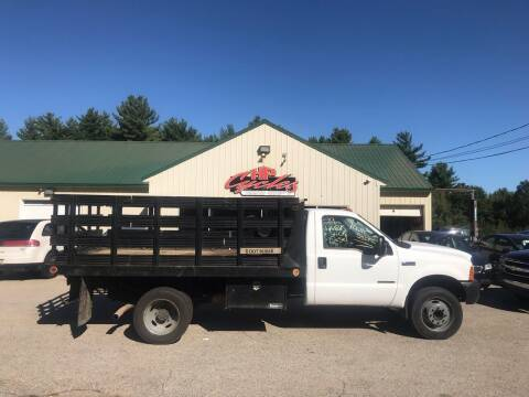 1999 Ford F-550 Super Duty for sale at HP AUTO SALES in Berwick ME