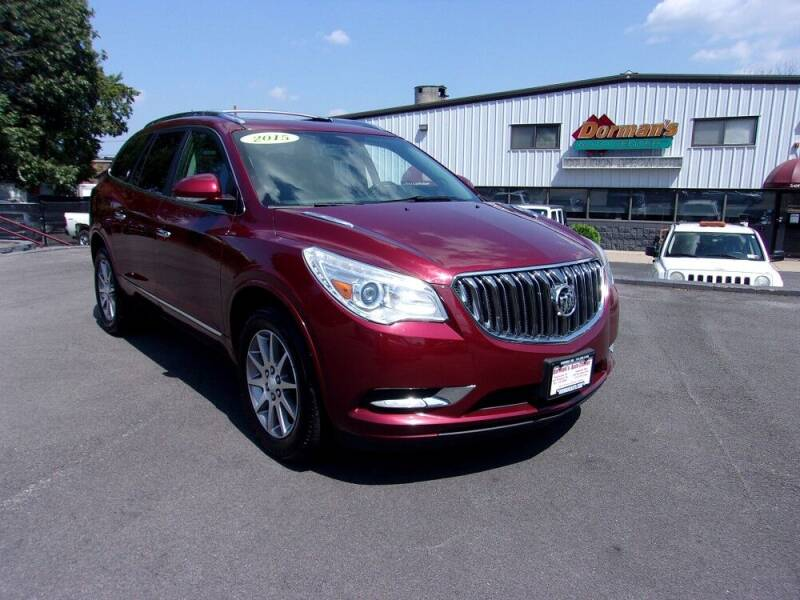 2015 Buick Enclave for sale at Dorman's Auto Center inc. in Pawtucket RI