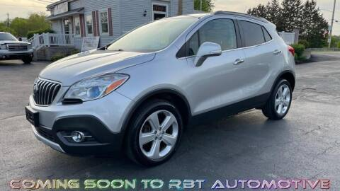 2015 Buick Encore for sale at RBT Automotive LLC in Perry OH