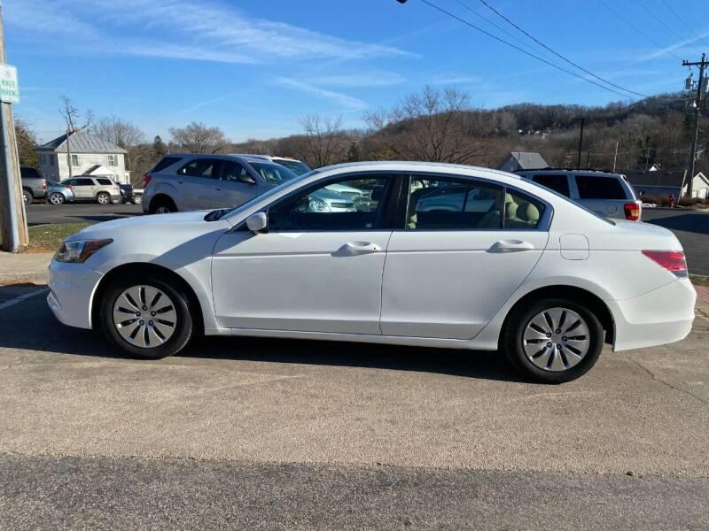 2012 Honda Accord for sale at Elizabeth Garage Inc in Elizabeth IL