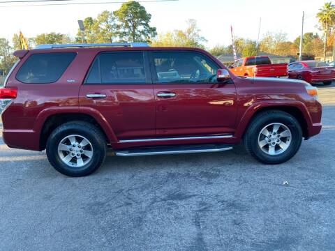 2013 Toyota 4Runner for sale at QUALITY PREOWNED AUTO in Houston TX