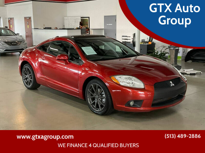 2011 Mitsubishi Eclipse for sale at GTX Auto Group in West Chester OH