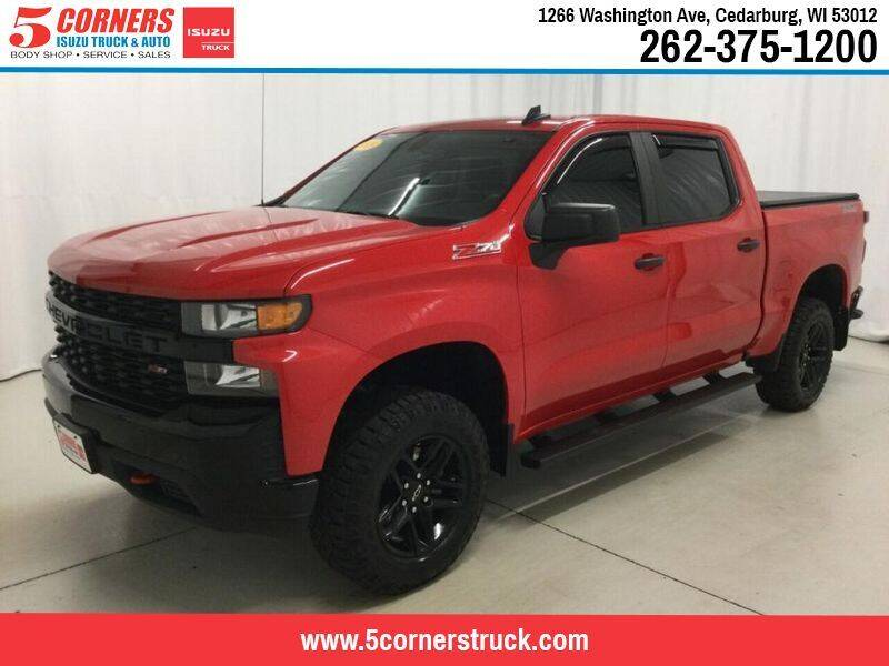 2019 Chevrolet Silverado 1500 for sale at 5 Corners Isuzu Truck & Auto in Cedarburg WI