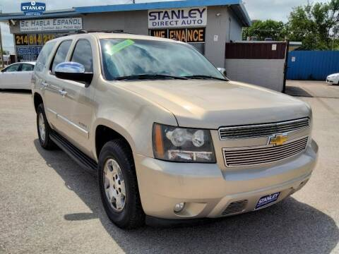 2007 Chevrolet Tahoe for sale at Stanley Direct Auto in Mesquite TX