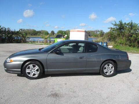 2004 Chevrolet Monte Carlo for sale at Orlando Auto Motors INC in Orlando FL