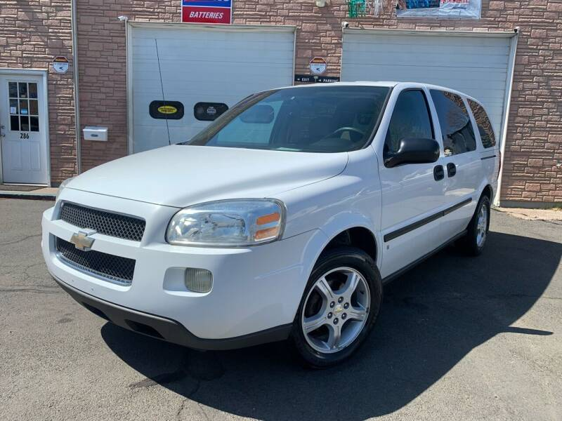 2008 Chevrolet Uplander for sale at West Haven Auto Sales in West Haven CT