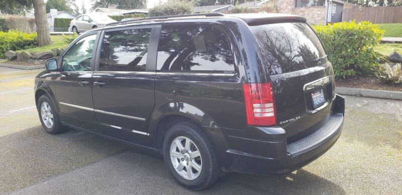 2010 Chrysler Town and Country for sale at Seattle Motorsports in Shoreline WA