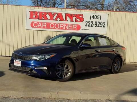 2019 Kia Optima for sale at Bryans Car Corner in Chickasha OK