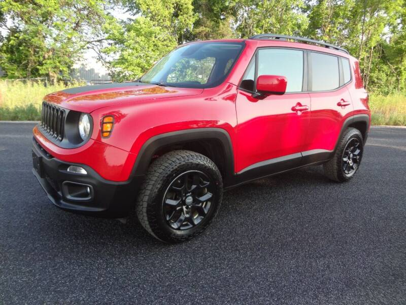 2017 Jeep Renegade for sale at Garza Motors in Shakopee MN
