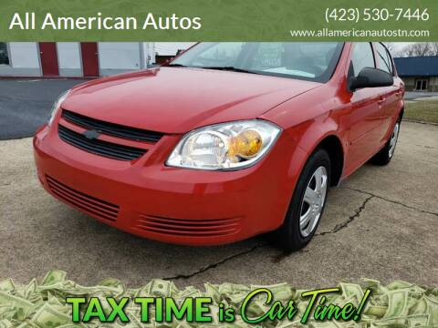 2009 Chevrolet Cobalt for sale at All American Autos in Kingsport TN