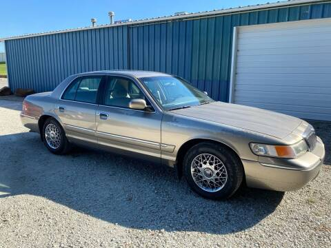2001 Mercury Grand Marquis for sale at Kansas Car Finder in Valley Falls KS