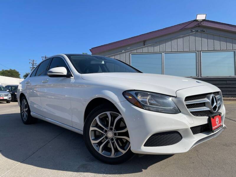 2017 Mercedes-Benz C-Class for sale at Colorado Motorcars in Denver CO