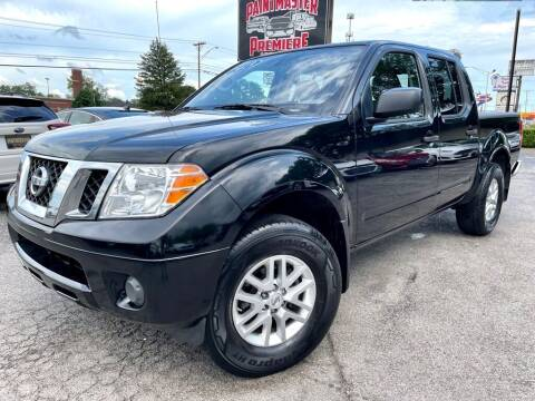 2019 Nissan Frontier for sale at Featherston Motors in Lexington KY