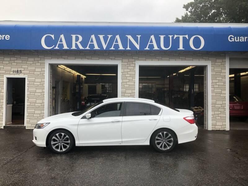 2015 Honda Accord for sale at Caravan Auto in Cranston RI