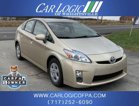 2011 Toyota Prius for sale at Car Logic in Wrightsville PA