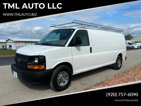 2014 Chevrolet Express Cargo for sale at TML AUTO LLC in Appleton WI