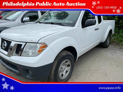2012 Nissan Frontier for sale at Philadelphia Public Auto Auction in Philadelphia PA