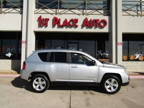 2011 Jeep Compass for sale at First Place Auto Ctr Inc in Watauga TX