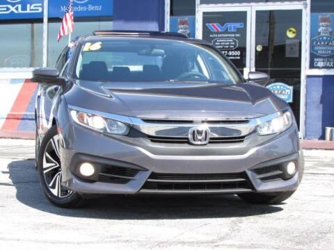 2016 Honda Civic for sale at VIP AUTO ENTERPRISE INC. in Orlando FL