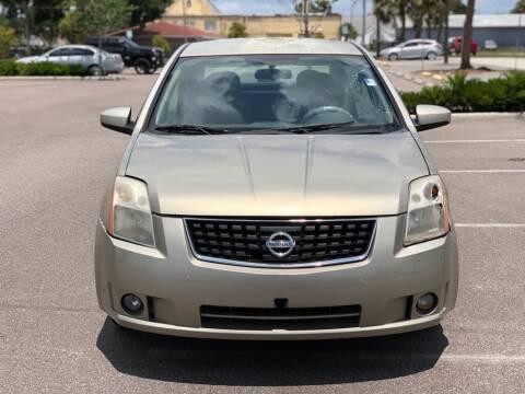 2008 Nissan Sentra for sale at Carlando in Lakeland FL