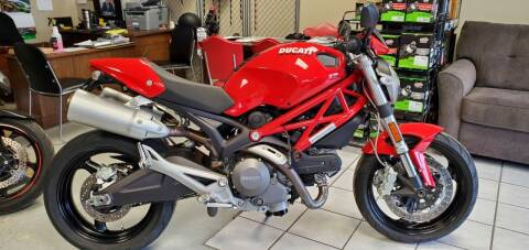 2009 Ducati Monster 675 for sale at Haldeman Auto in Lebanon PA