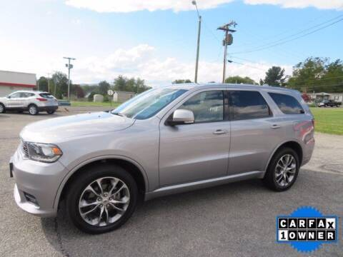 2020 Dodge Durango for sale at DUNCAN SUZUKI in Pulaski VA
