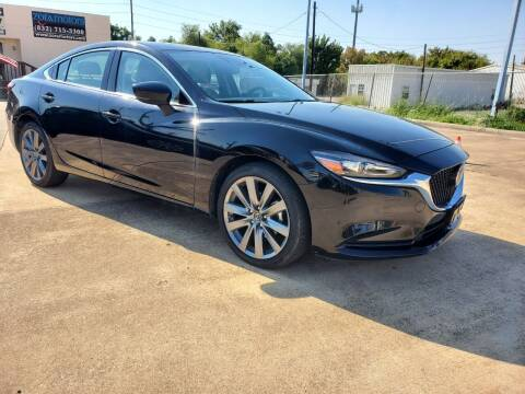 2020 Mazda MAZDA6 for sale at Zora Motors in Houston TX
