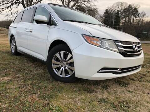 2015 Honda Odyssey for sale at Automotive Experts Sales in Statham GA