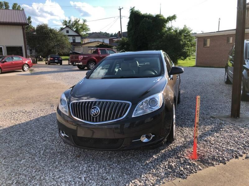 2013 Buick Verano for sale at ADKINS PRE OWNED CARS LLC in Kenova WV