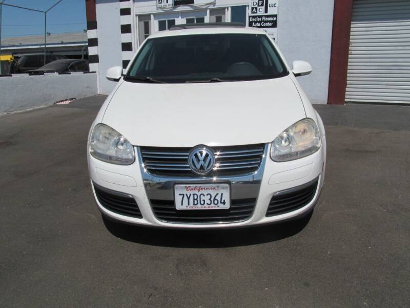 2008 Volkswagen Jetta for sale at Dealer Finance Auto Center LLC in Sacramento CA