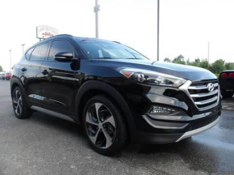 2018 Hyundai Tucson for sale at TAPP MOTORS INC in Owensboro KY