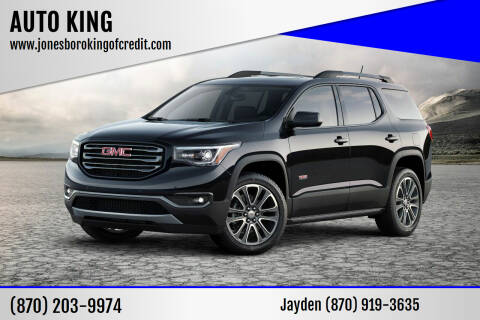 2019 GMC Acadia for sale at AUTO KING in Jonesboro AR