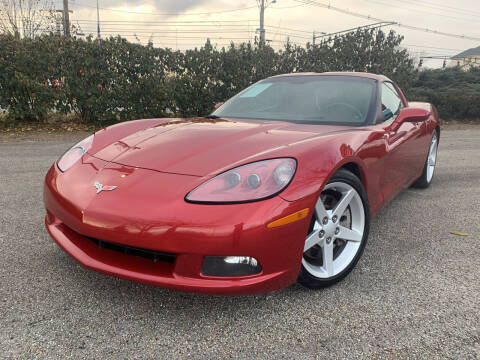 2005 Chevrolet Corvette for sale at Craven Cars in Louisville KY