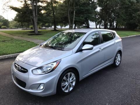 2012 Hyundai Accent for sale at Starz Auto Group in Delran NJ