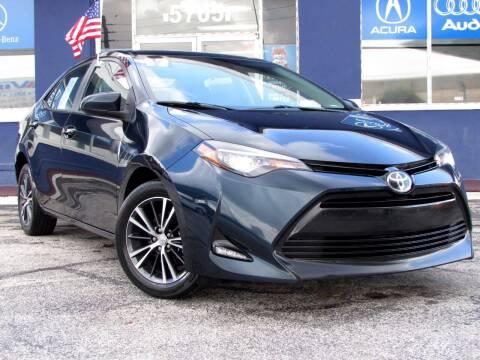 2017 Toyota Corolla for sale at Orlando Auto Connect in Orlando FL