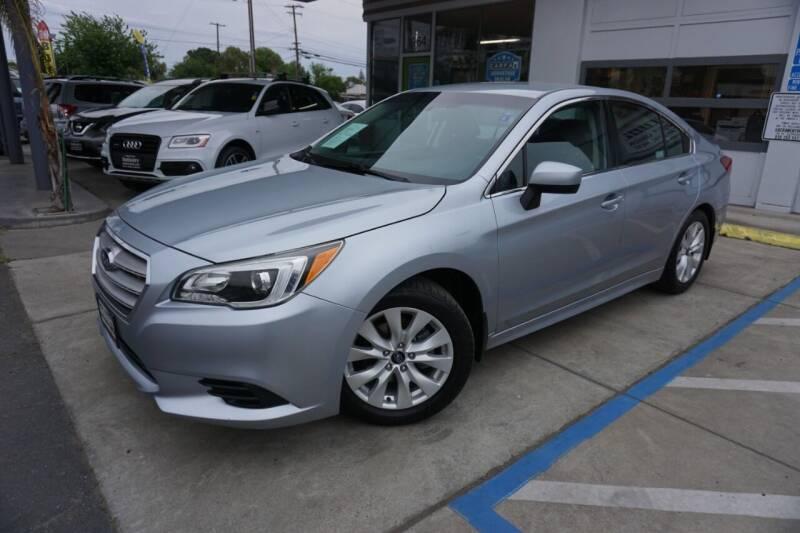 2015 Subaru Legacy for sale at Industry Motors in Sacramento CA