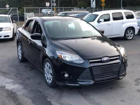 2012 Ford Focus for sale at ALHAMADANI AUTO SALES in Spanaway WA