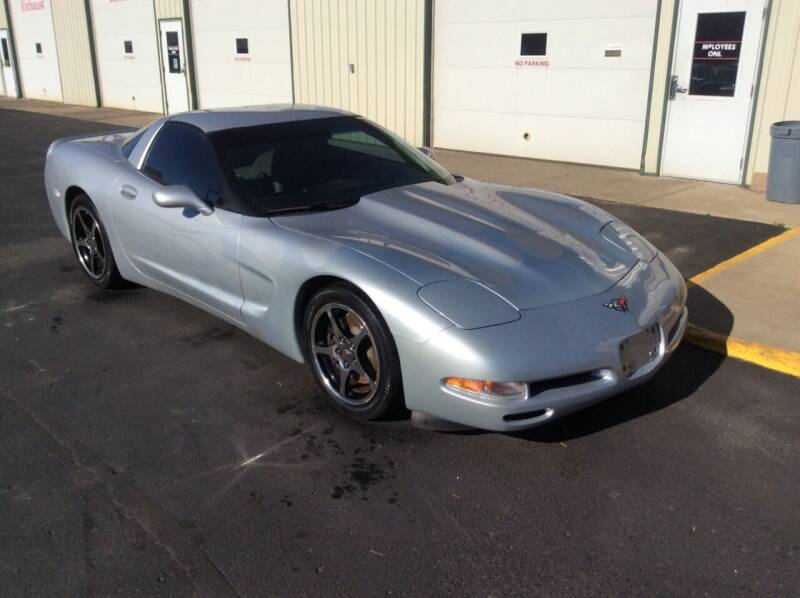 2000 Chevrolet Corvette for sale at TRI-STATE AUTO OUTLET CORP in Hokah MN