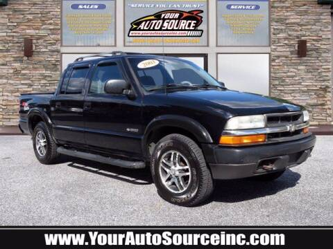 2003 Chevrolet S-10 for sale at Your Auto Source in York PA