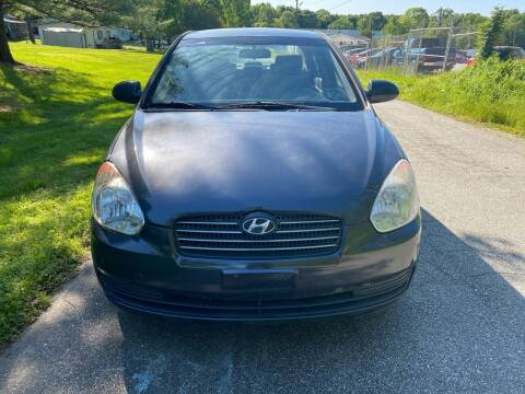 2009 Hyundai Accent for sale at Speed Auto Mall in Greensboro NC