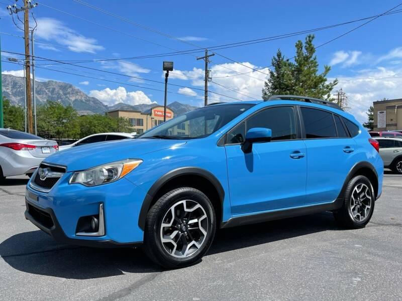 2016 Subaru Crosstrek for sale at Ultimate Auto Sales Of Orem in Orem UT