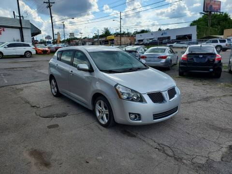 2009 Pontiac Vibe for sale at Green Ride Inc in Nashville TN