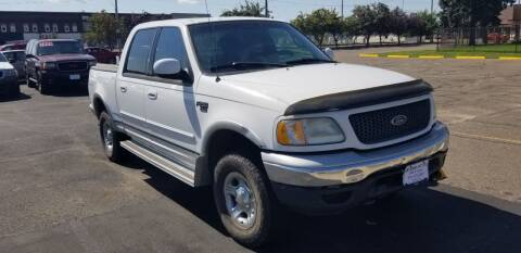2001 Ford F-150 for sale at Tower Motors in Brainerd MN