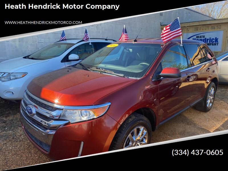 2014 Ford Edge for sale at Heath Hendrick Motor Company in Greenville AL