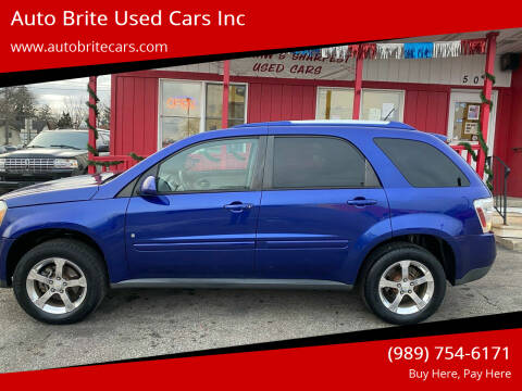 2007 Chevrolet Equinox for sale at Auto Brite Used Cars Inc in Saginaw MI