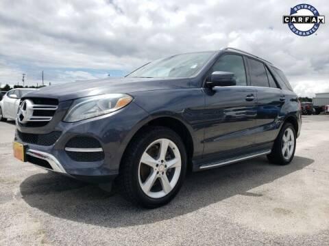 2016 Mercedes-Benz GLE for sale at Hardy Auto Resales in Dallas GA