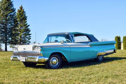 1959 Ford Galaxie 500 for sale at Hooked On Classics in Watertown MN